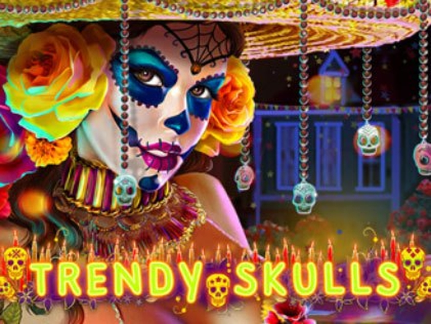 The Trendy Skulls Online Slot Demo Game by Mr Slotty
