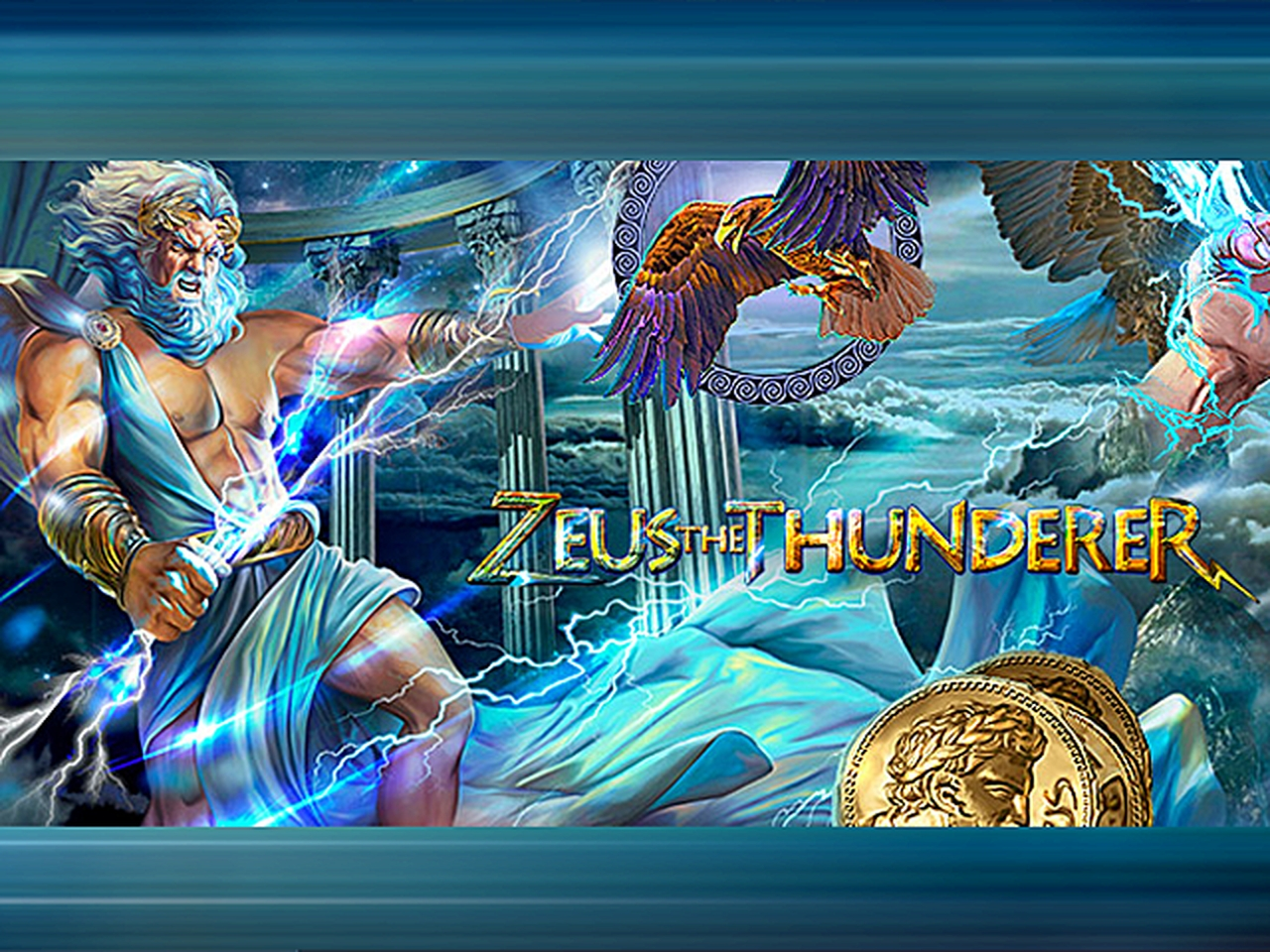 The Zeus the Thunderer II Online Slot Demo Game by Mr Slotty
