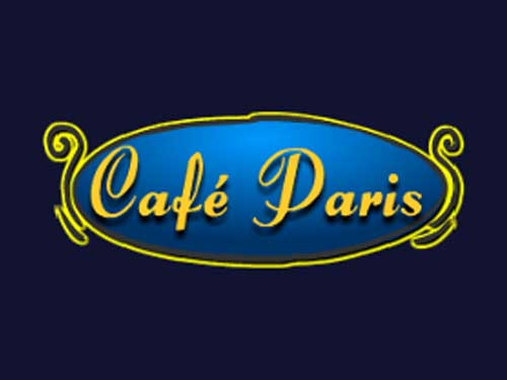 The Cafe Paris Online Slot Demo Game by NeoGames