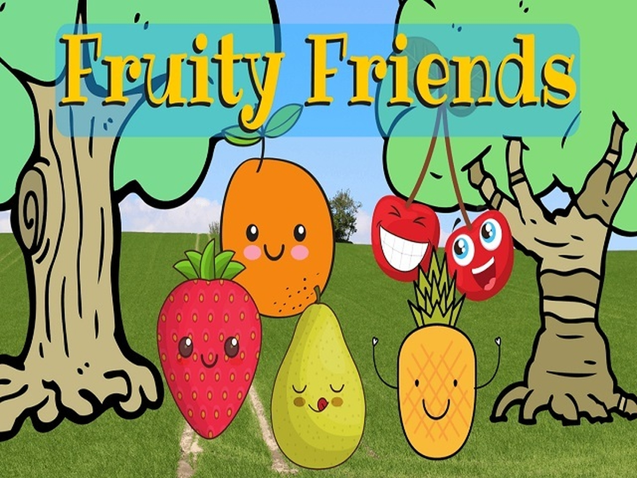 The Fruity Friends Online Slot Demo Game by NeoGames