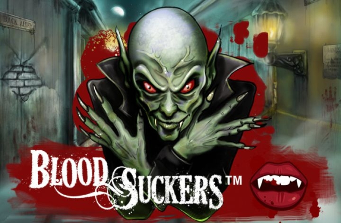 The Blood Suckers Online Slot Demo Game by NetEnt