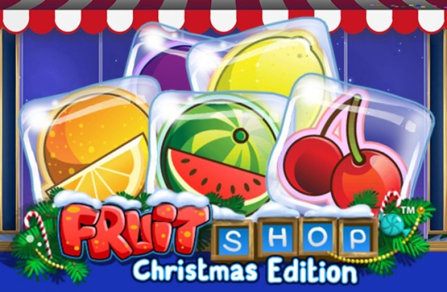 The Fruit Shop Christmas Edition Online Slot Demo Game by NetEnt