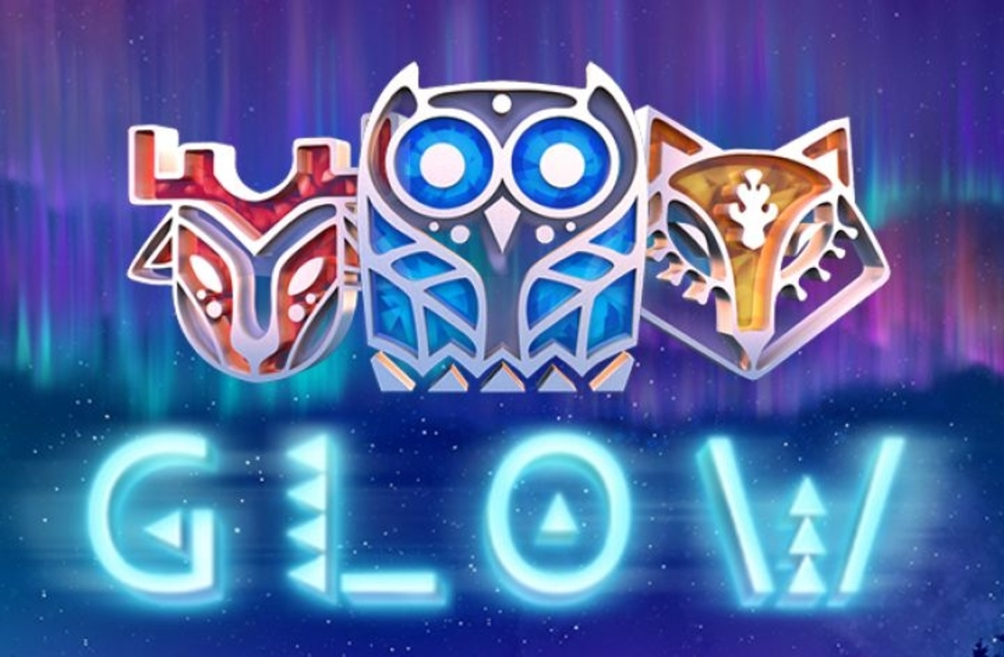 The Glow Online Slot Demo Game by NetEnt