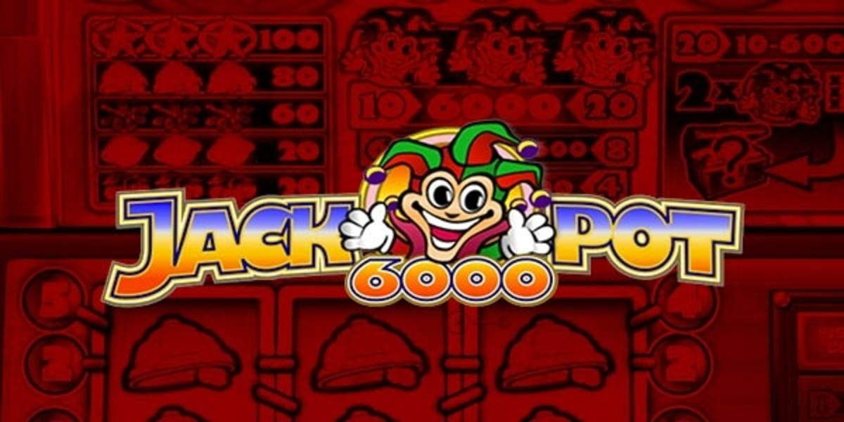 The Jackpot 6000 Online Slot Demo Game by NetEnt