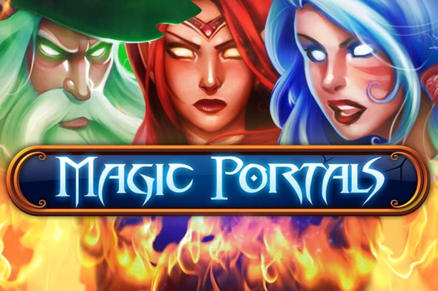 The Magic Portals Online Slot Demo Game by NetEnt