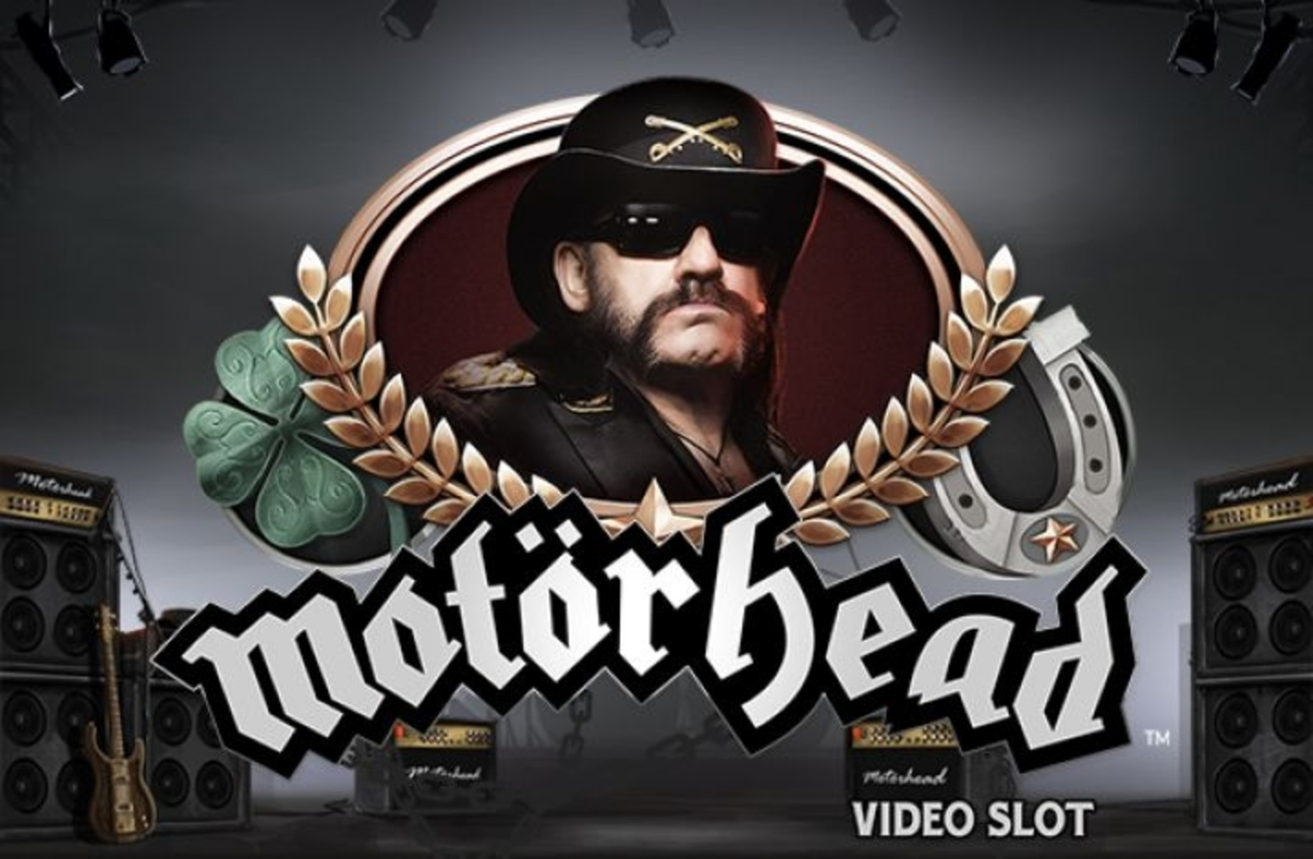 The Motörhead Online Slot Demo Game by NetEnt