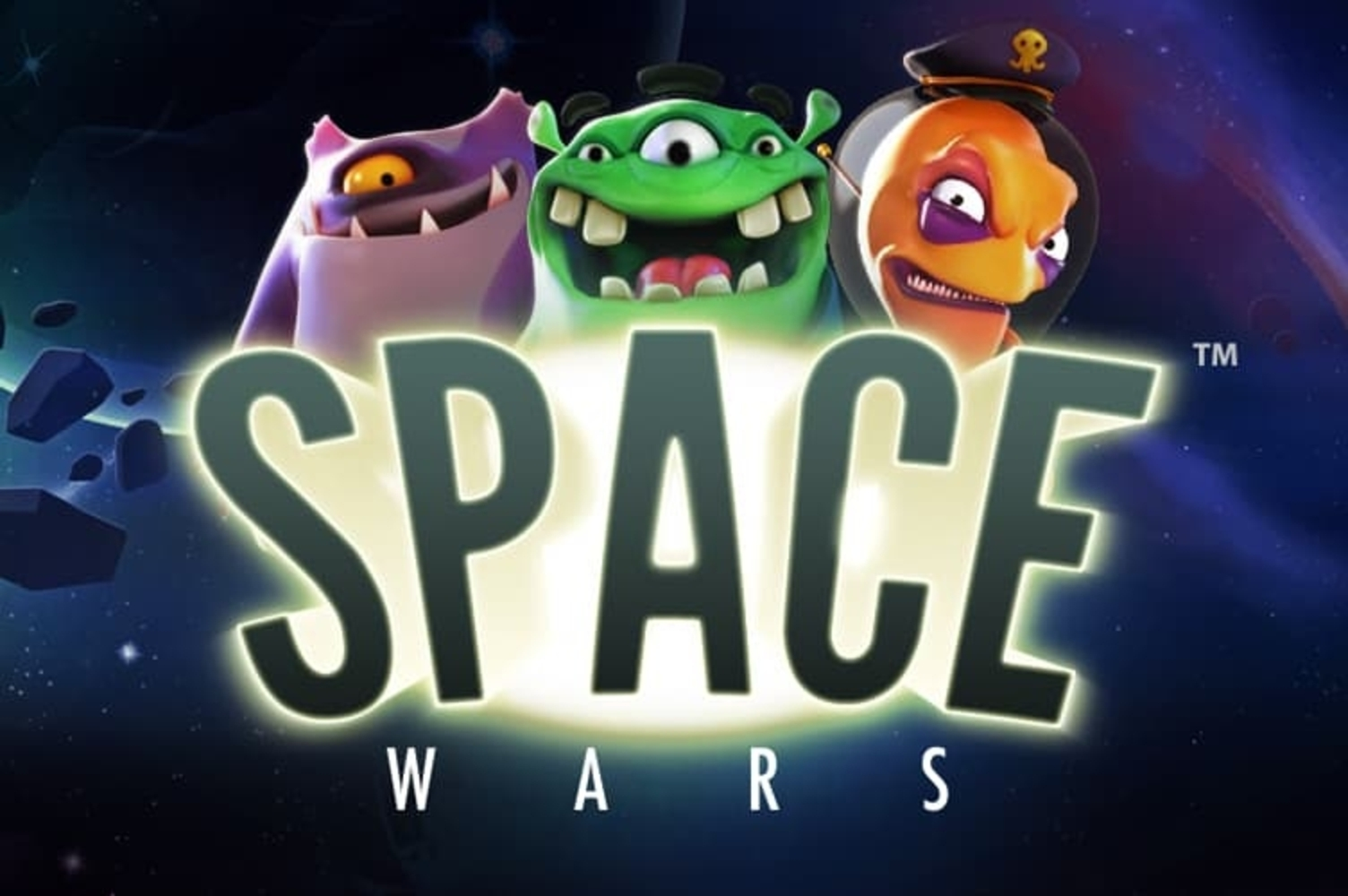 The Space Wars Online Slot Demo Game by NetEnt