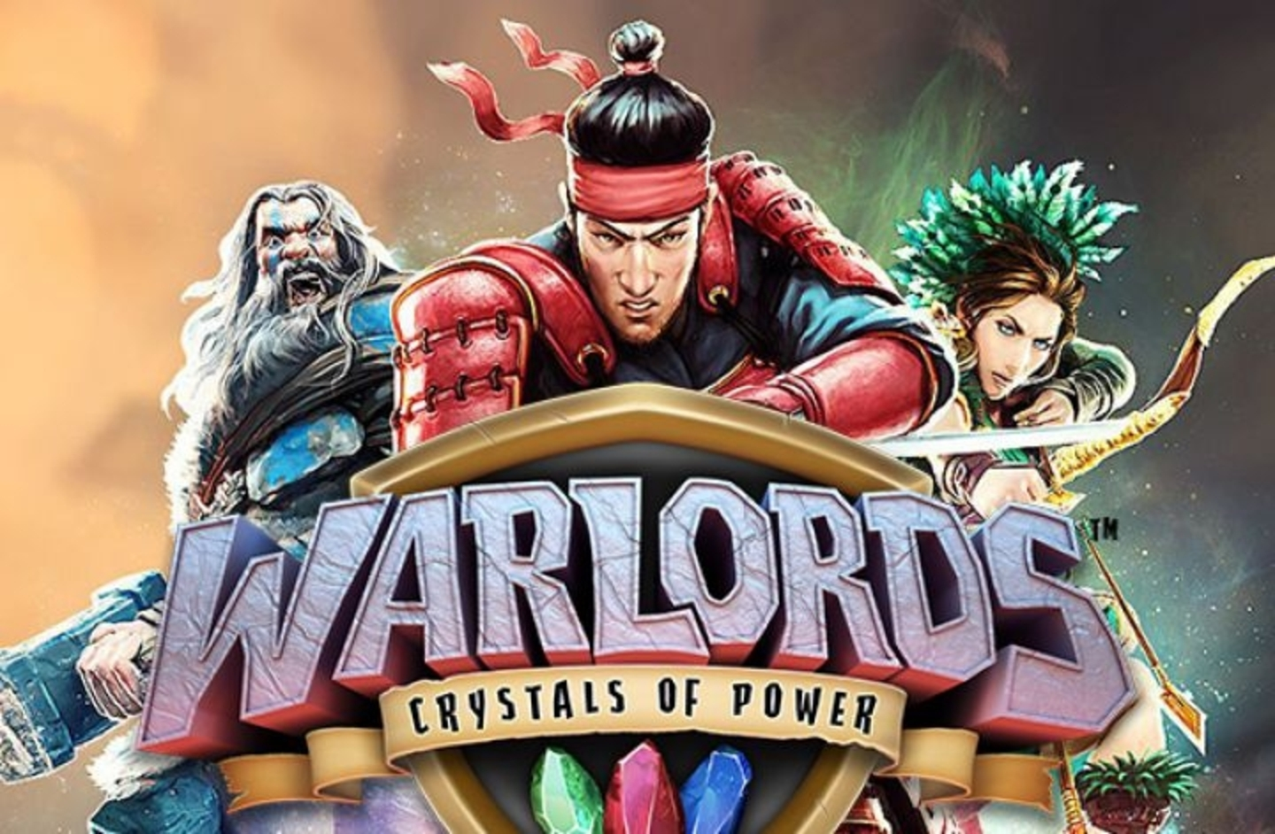The Warlords: Crystals of Power Online Slot Demo Game by NetEnt