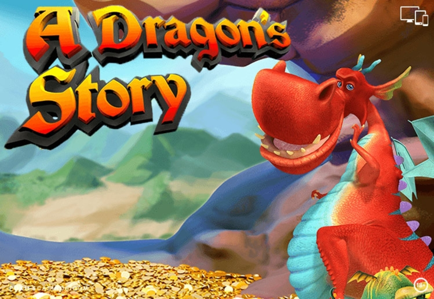 The A Dragon Story Online Slot Demo Game by NextGen