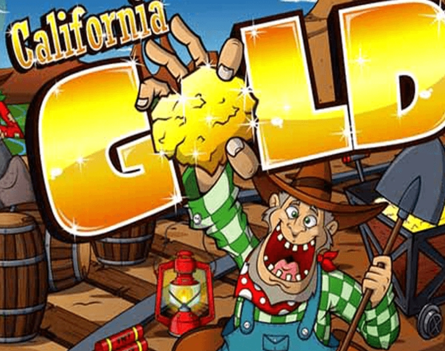 The California Gold Online Slot Demo Game by NextGen