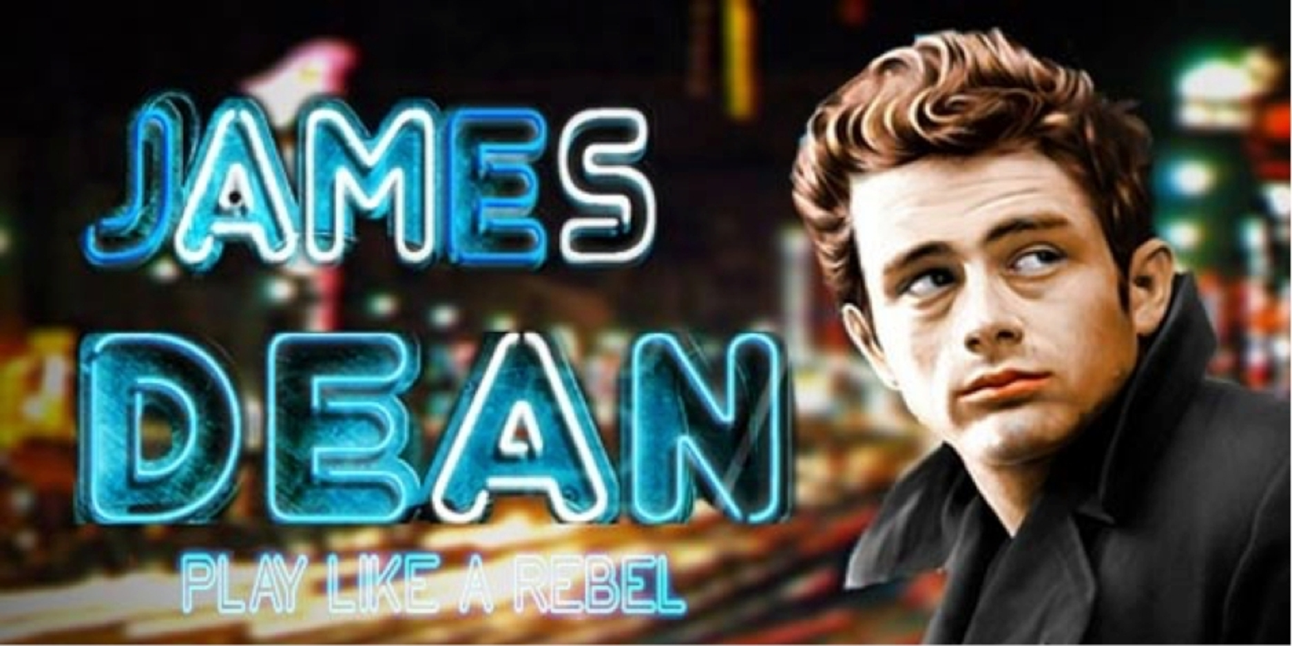 The James Dean Online Slot Demo Game by NextGen