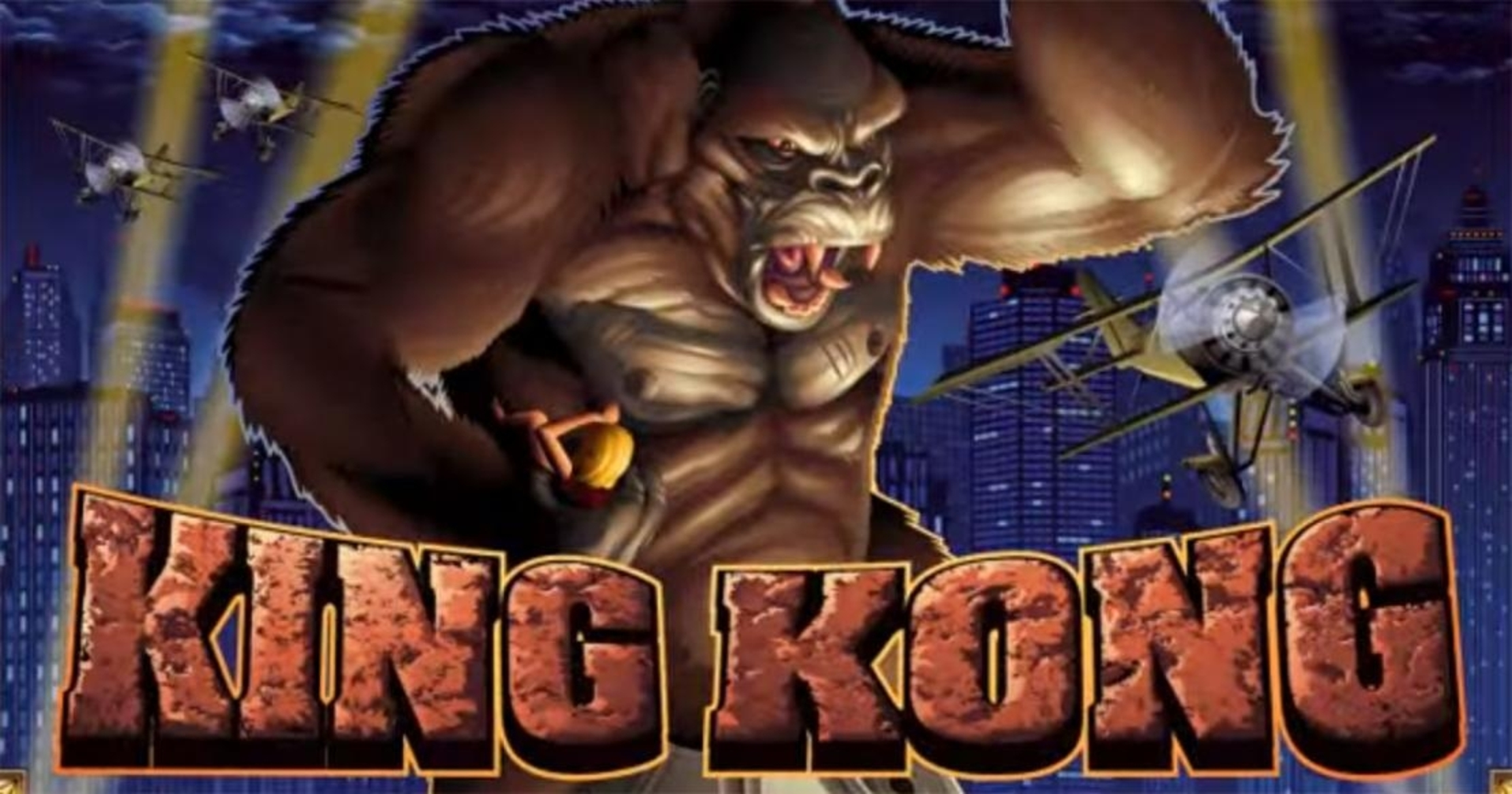 The King Kong NextGen Online Slot Demo Game by NextGen