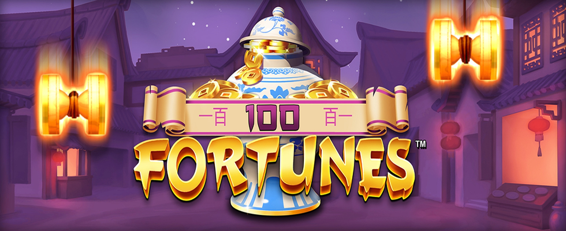 The 100 Fortunes Online Slot Demo Game by Northern Lights Gaming