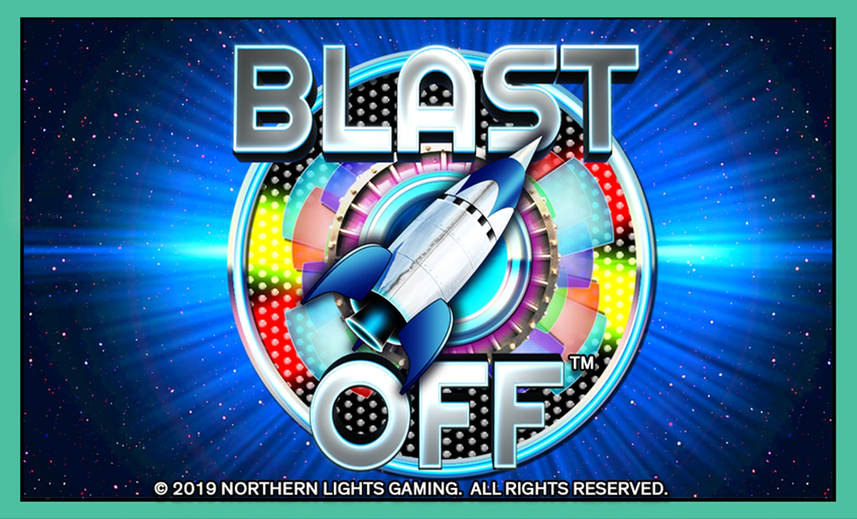 The Blast Off Online Slot Demo Game by Northern Lights Gaming