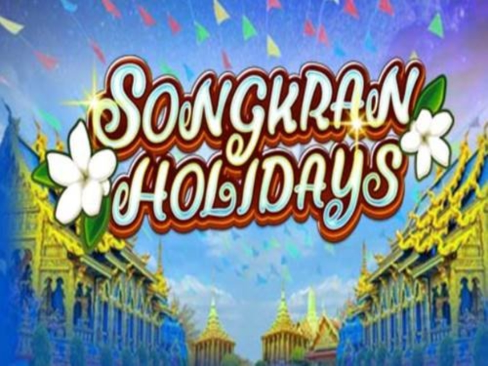 The Songkran Holidays Online Slot Demo Game by Octavian Gaming