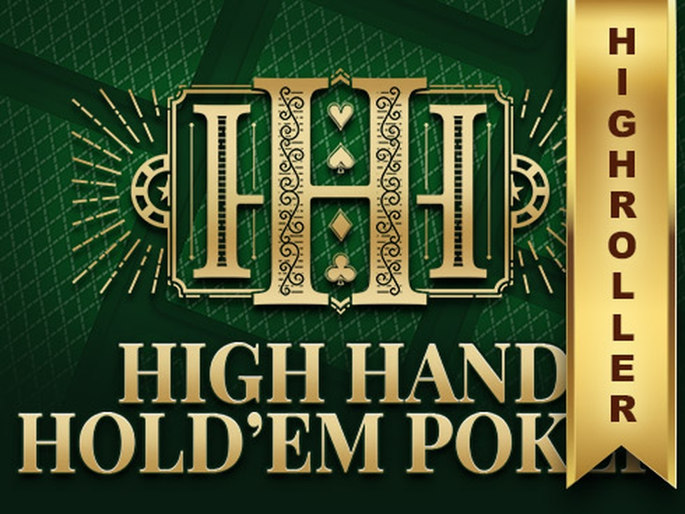 The High Hand Holdem Poker(OneTouch) Online Slot Demo Game by OneTouch