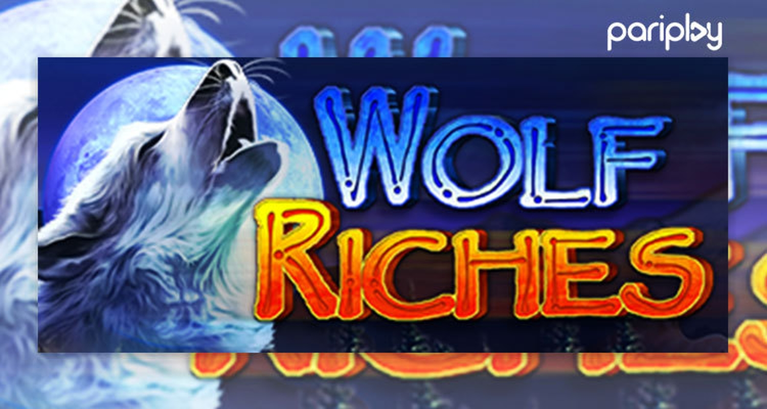 The Wolf Riches Online Slot Demo Game by PariPlay