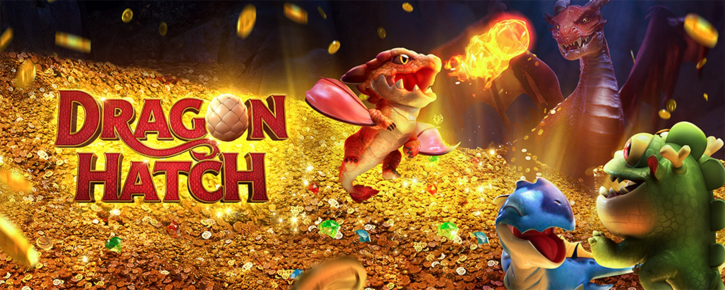 The Dragon Hatch Online Slot Demo Game by PG Soft