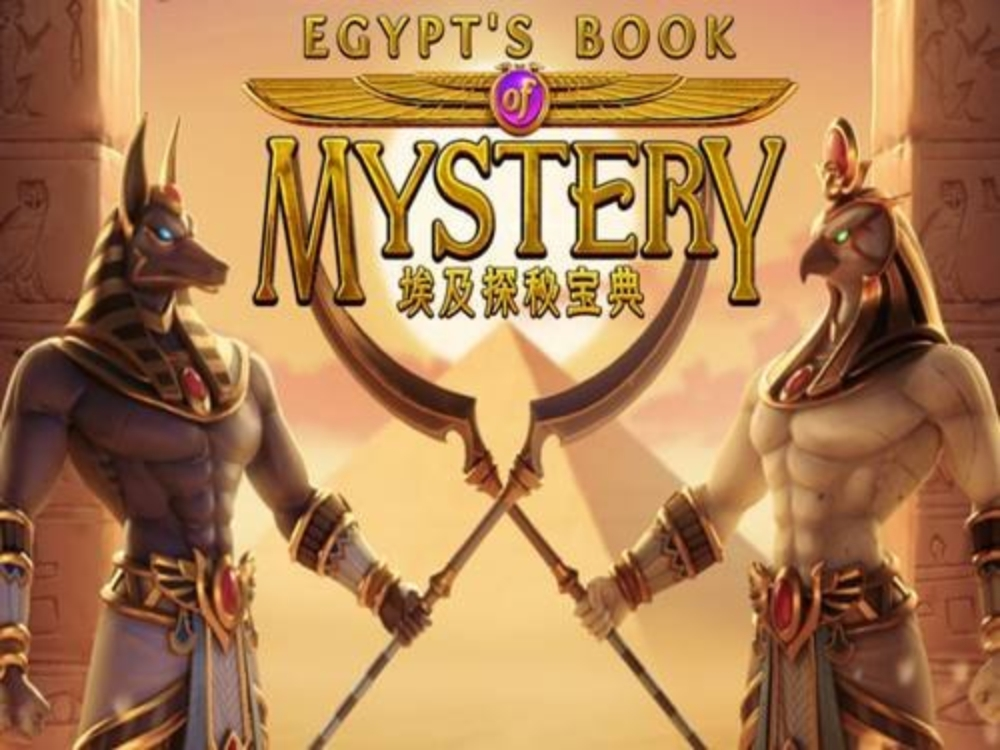 The Egypts Book of Mystery Online Slot Demo Game by PG Soft