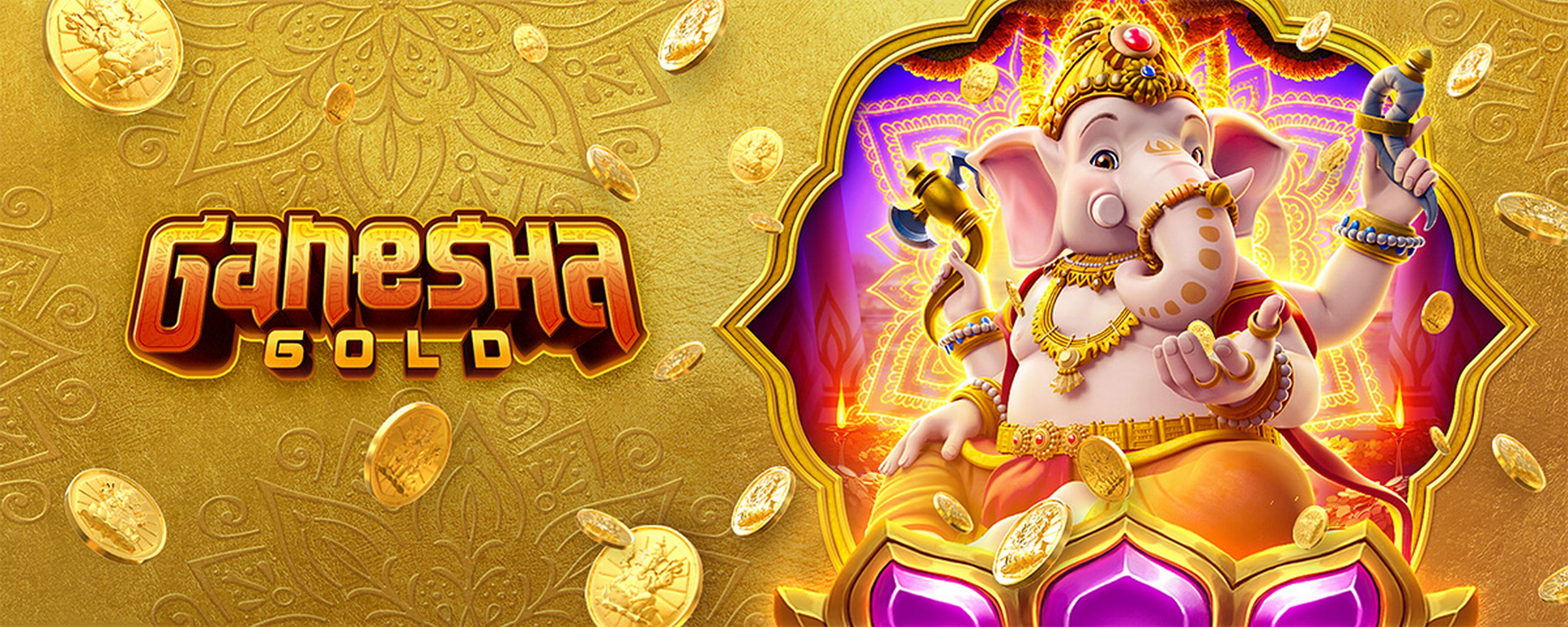 The Ganesha Gold Online Slot Demo Game by PG Soft