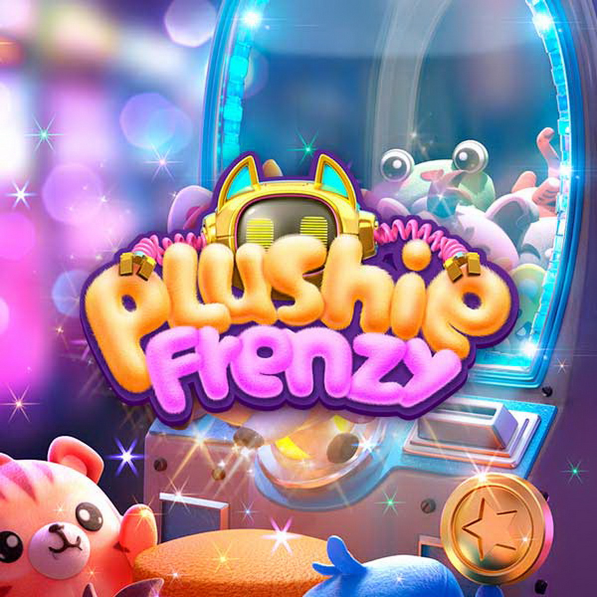The Plushie Frenzy Online Slot Demo Game by PG Soft