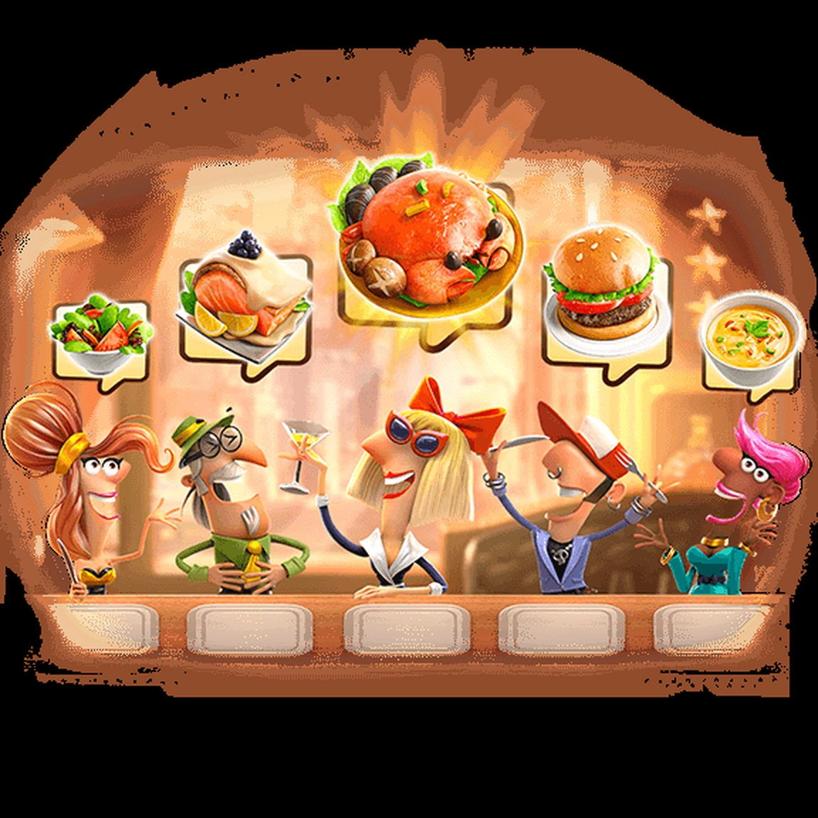 The Restaurant Craze Online Slot Demo Game by PG Soft