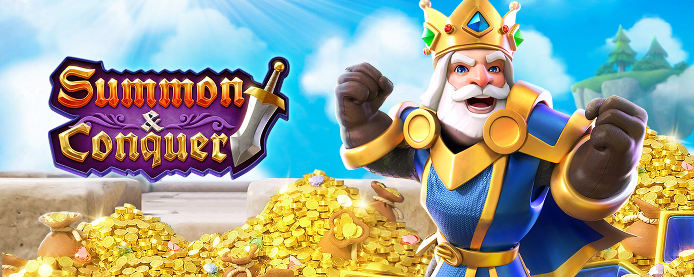 The Summon & Conquer Online Slot Demo Game by PG Soft