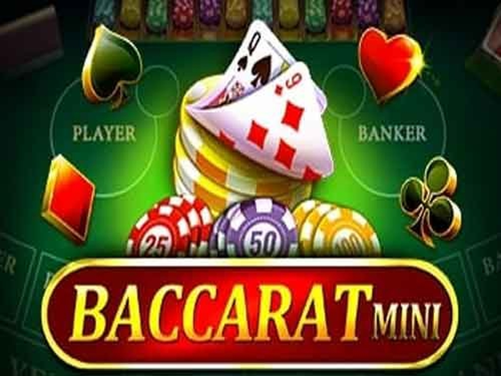 The Baccarat Mini (Platipus) Online Slot Demo Game by Platipus