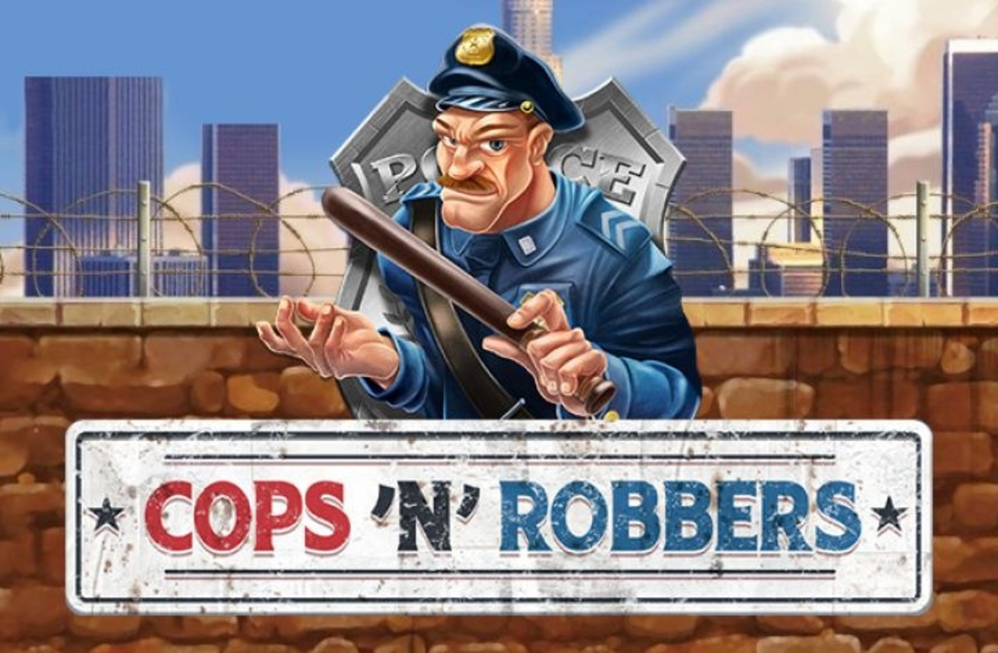 The Cops'N Robbers (Play'n Go) Online Slot Demo Game by Play'n Go