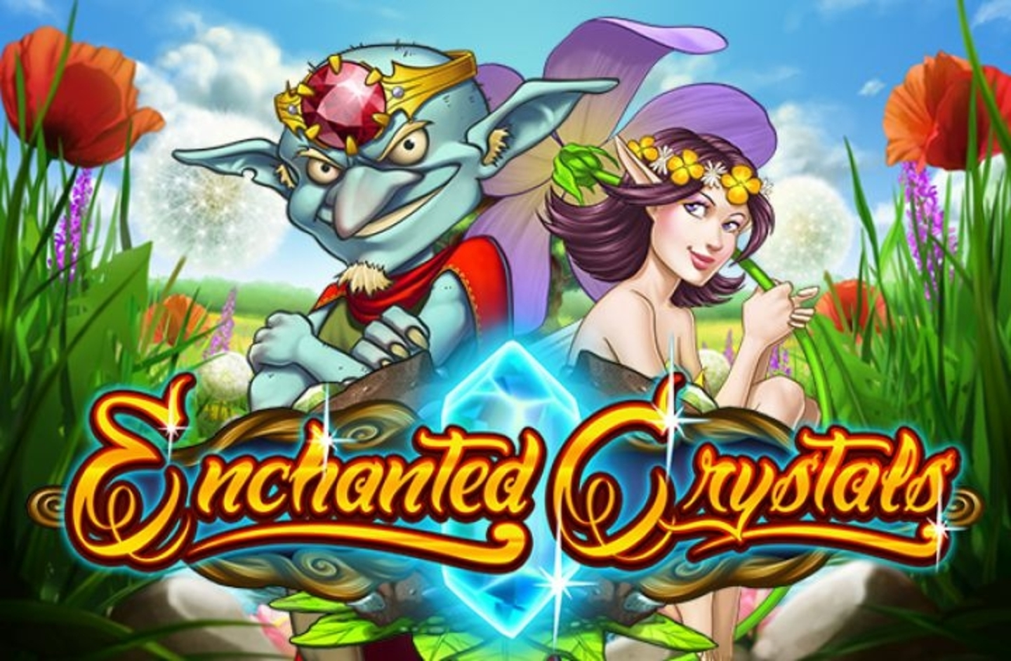 The Enchanted Crystals (Play'n Go) Online Slot Demo Game by Play'n Go