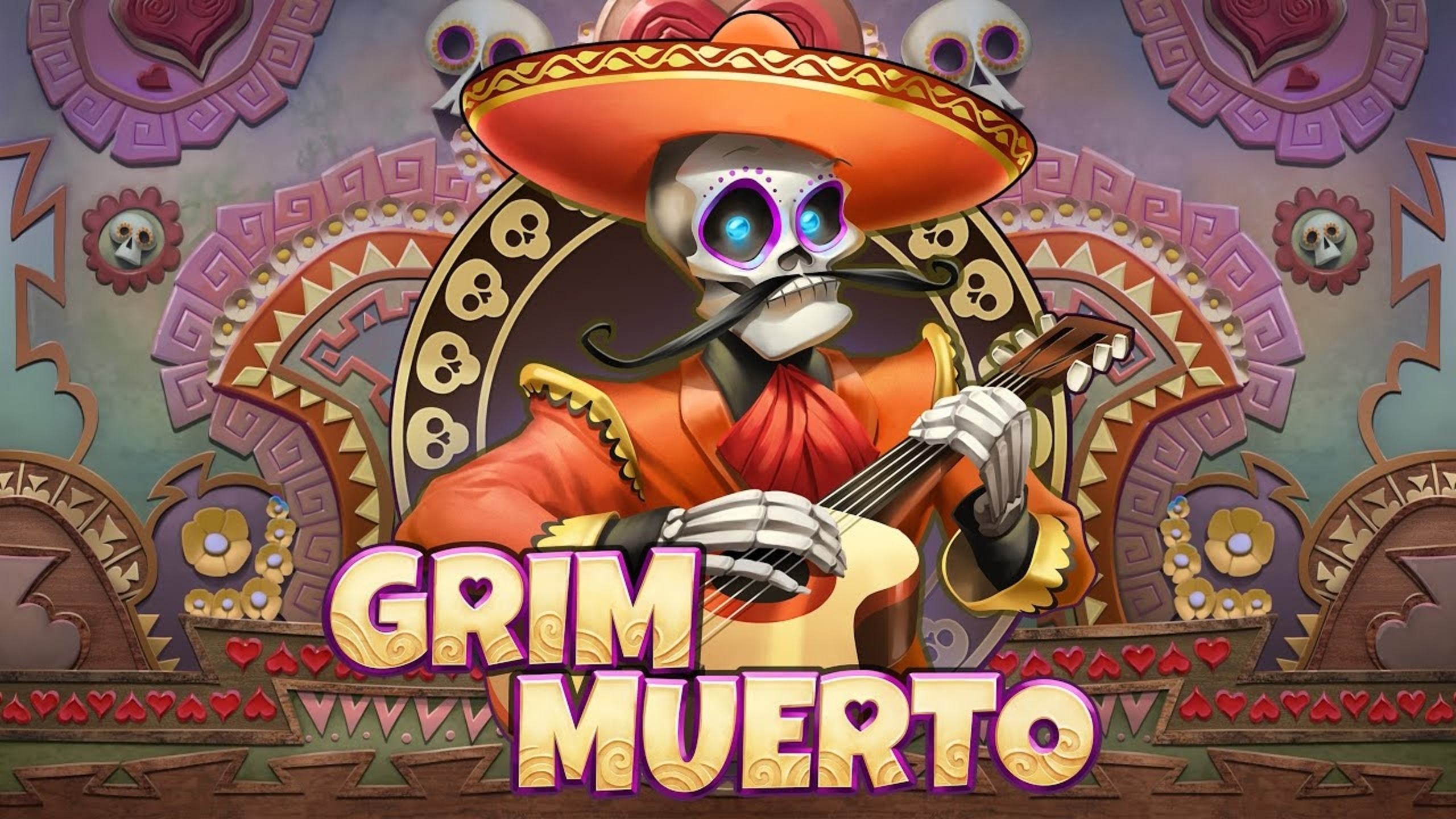 The Grim Muerto Online Slot Demo Game by Playn GO