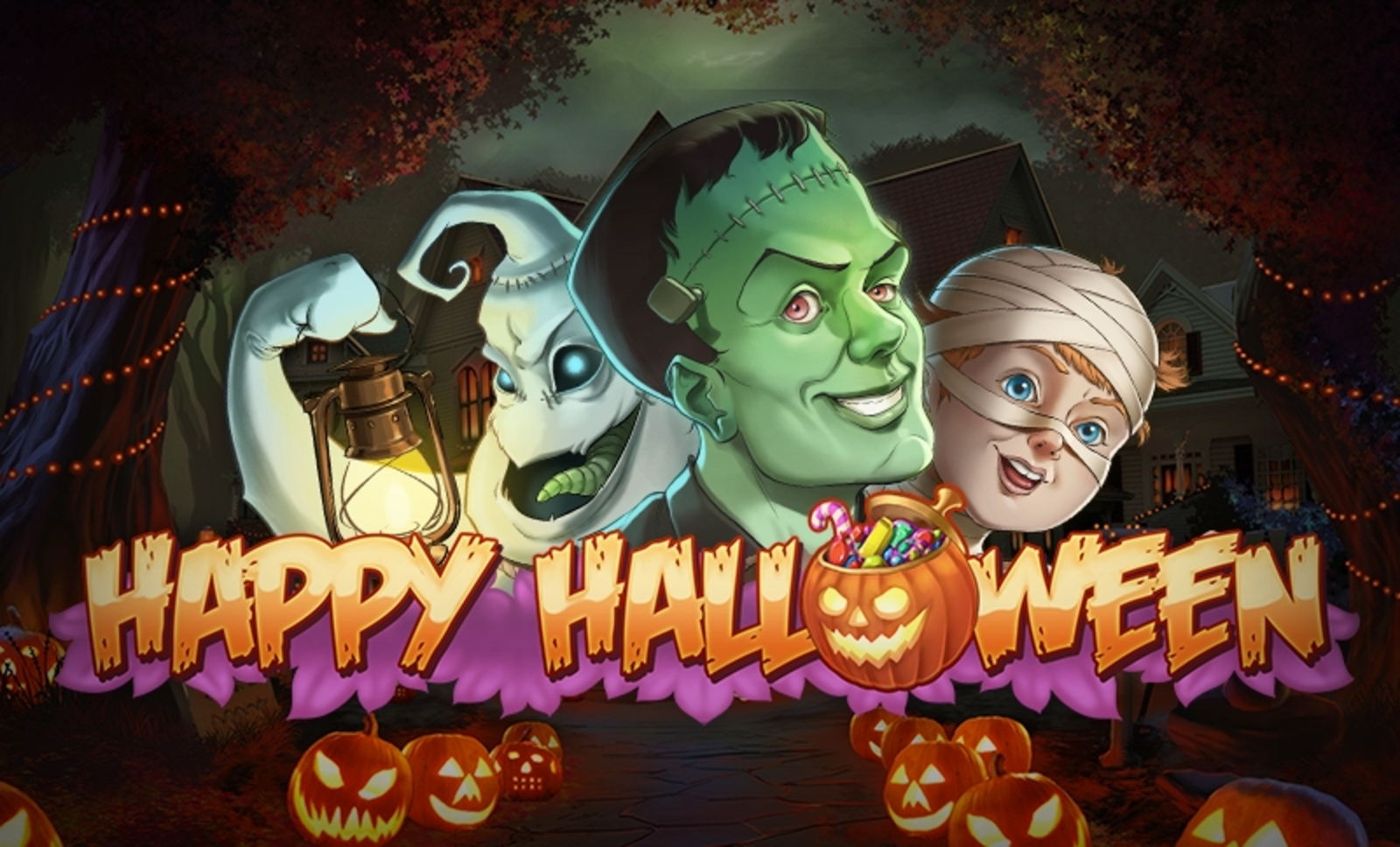 The Happy Halloween Online Slot Demo Game by Play'n Go