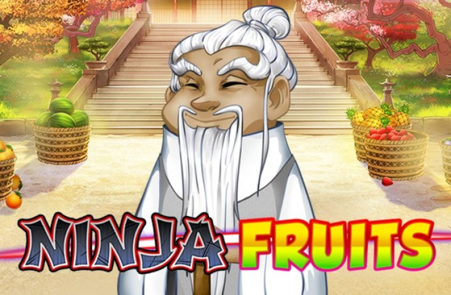 The Ninja Fruits Online Slot Demo Game by Play'n Go