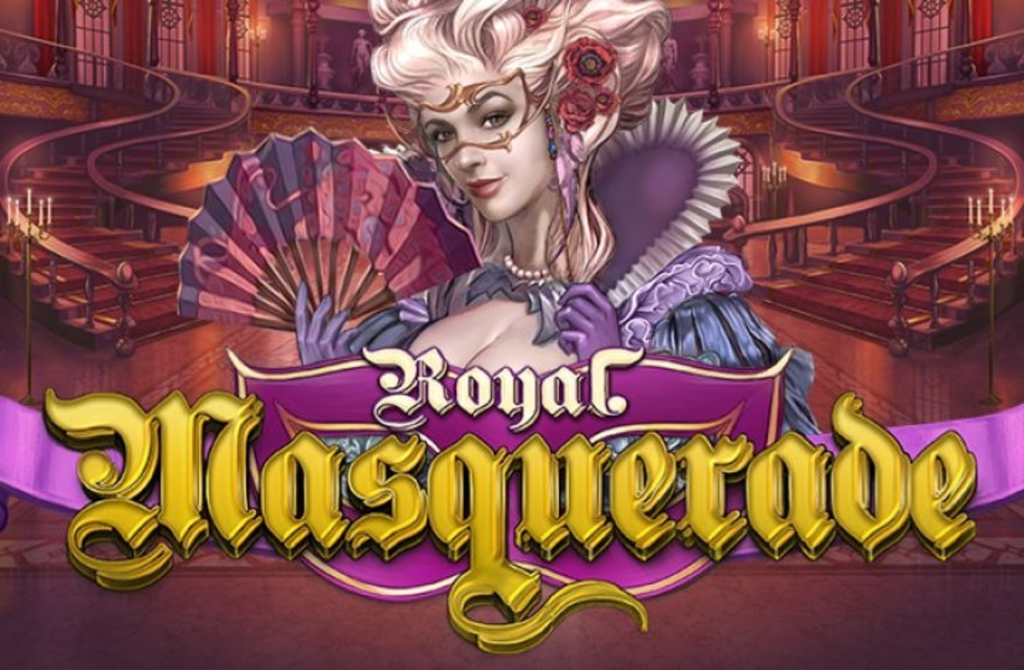 The Royal Masquerade (Play'n Go) Online Slot Demo Game by Play'n Go
