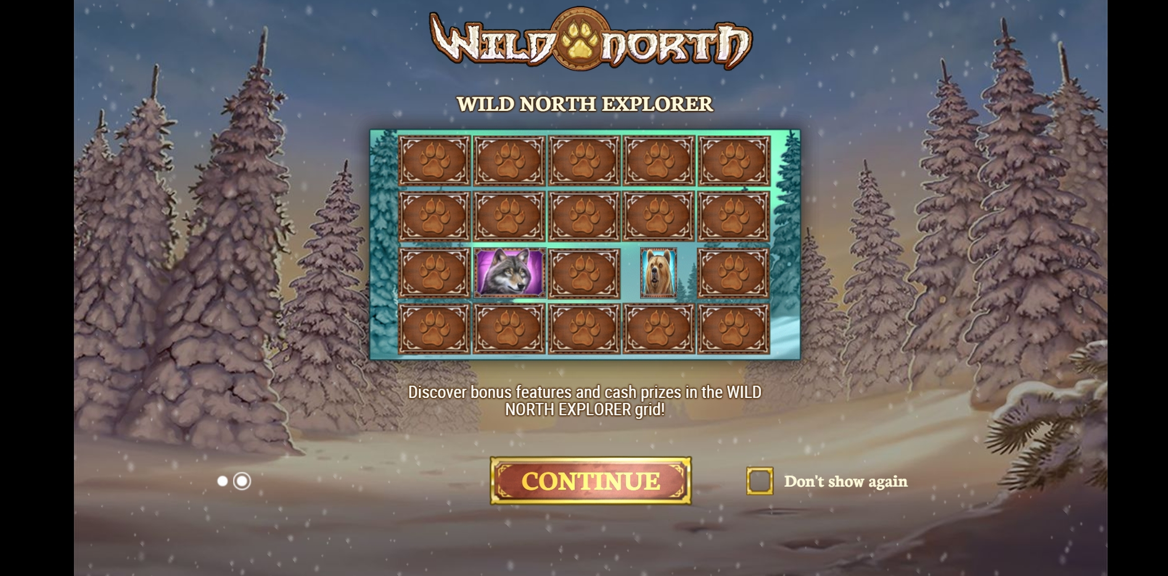 Play Wild North Free Casino Slot Game by Play'n Go