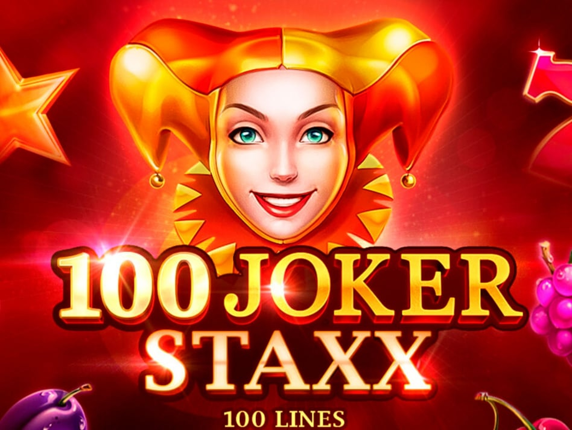 The 100 Joker Staxx Online Slot Demo Game by Playson