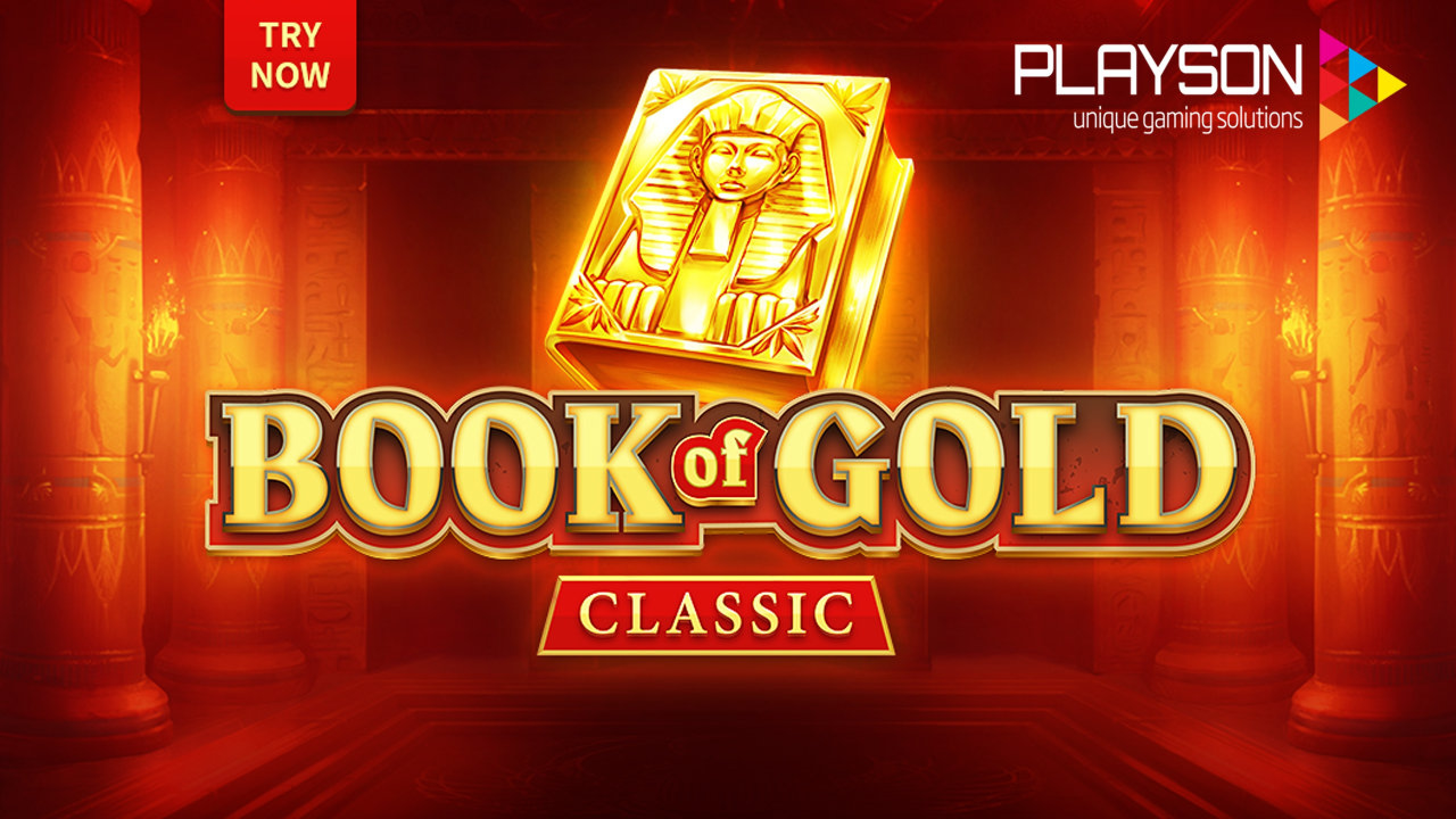 The Book of Gold: Classic Online Slot Demo Game by Playson