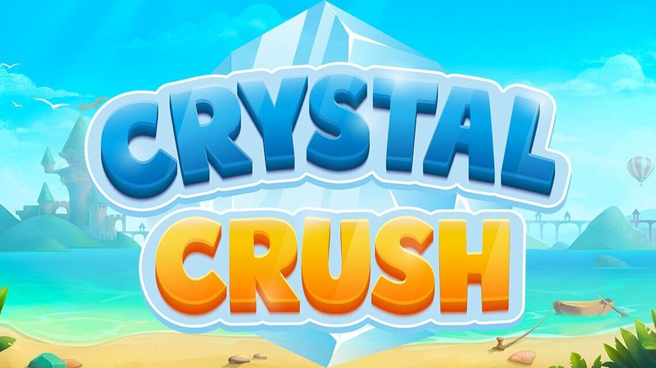 The Crystal Crush Online Slot Demo Game by Playson