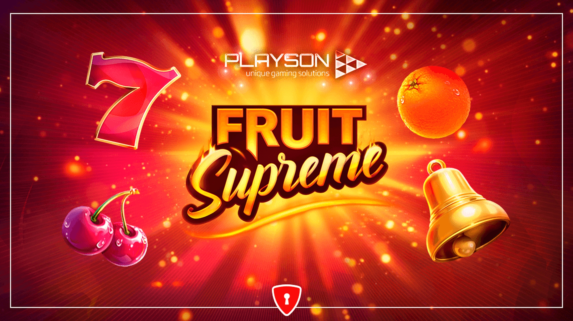 The Fruit Supreme Online Slot Demo Game by Playson