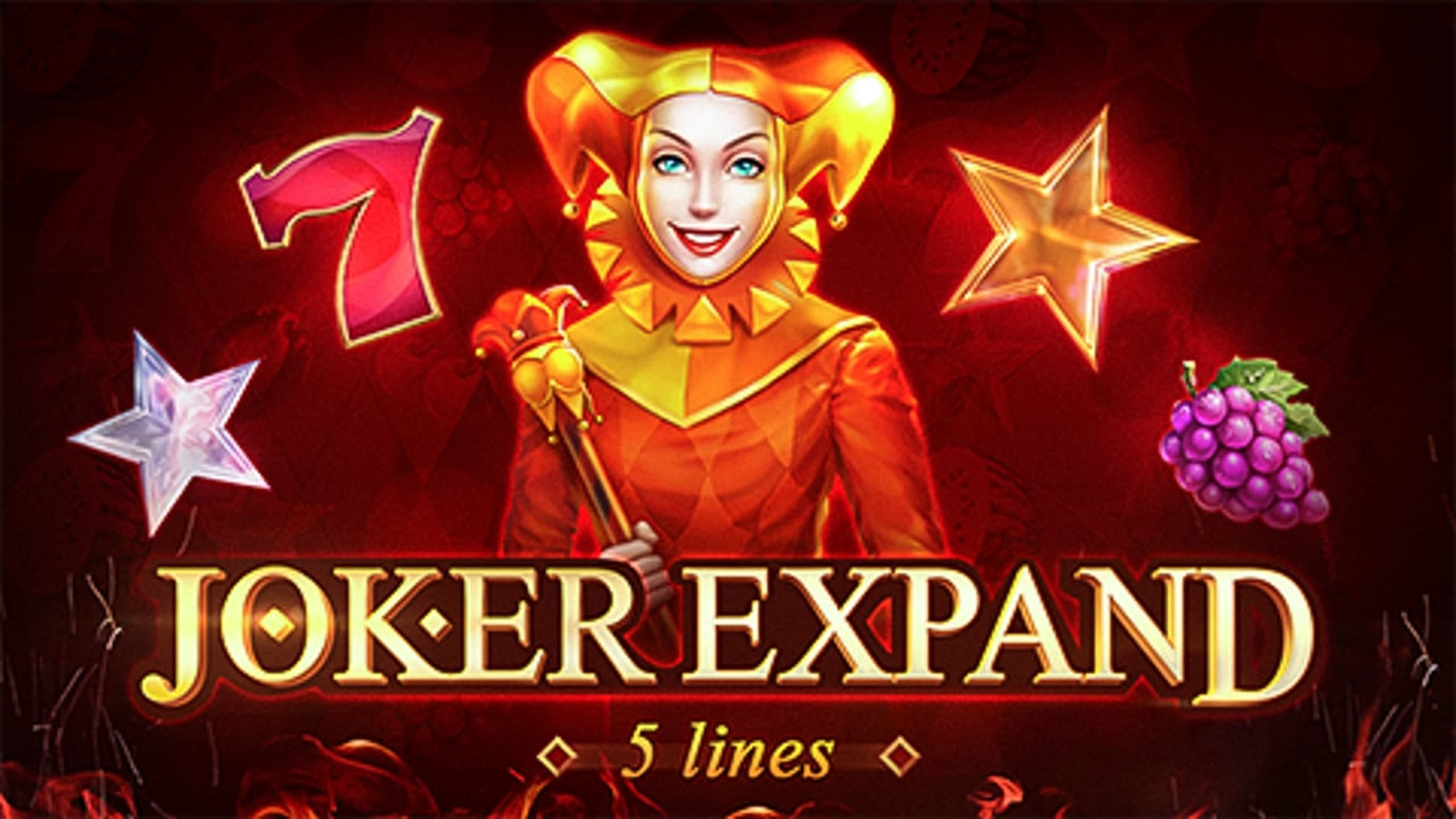 The Joker Expand: 5 lines Online Slot Demo Game by Playson