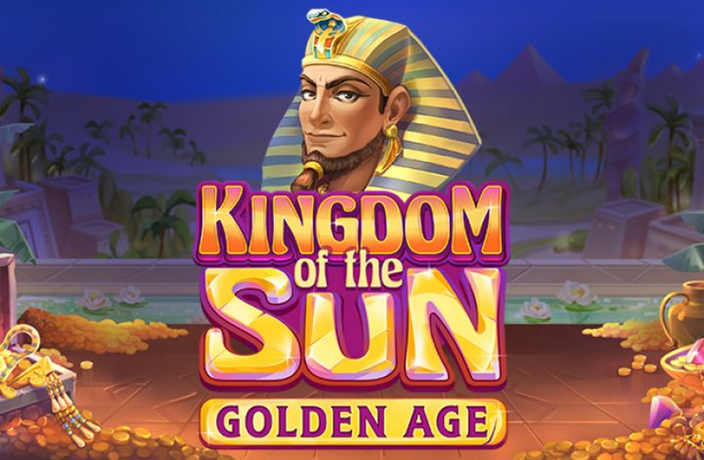 The Kingdom of the Sun: Golden Age Online Slot Demo Game by Playson