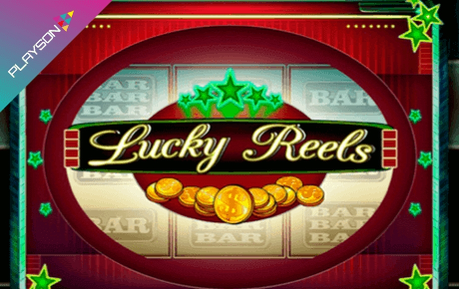 Reels in Lucky Reels (Playson) Slot Game by Playson