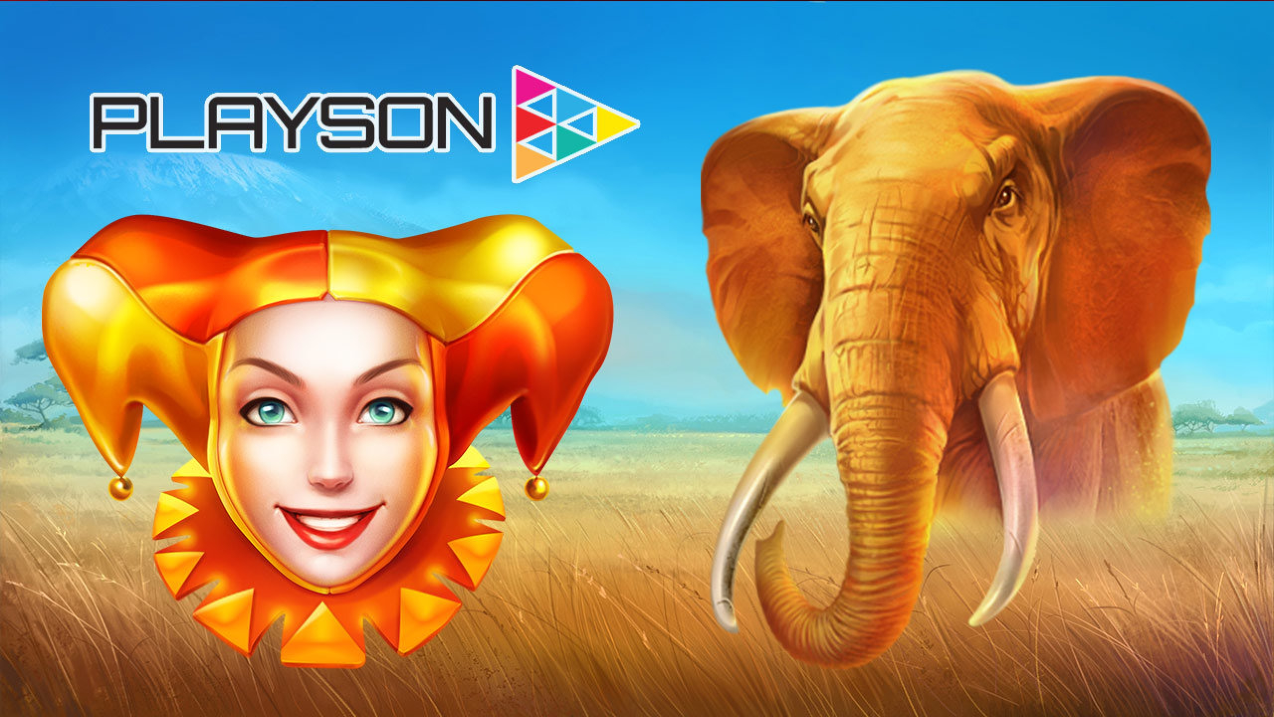 The Mighty Africa Online Slot Demo Game by Playson