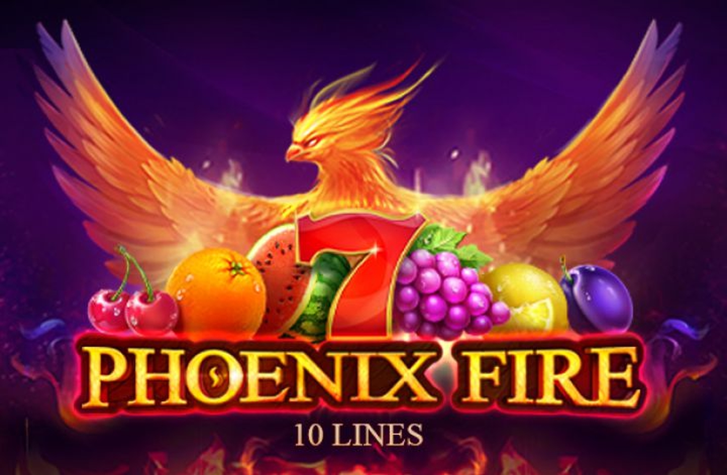 The Phoenix Fire Online Slot Demo Game by Playson