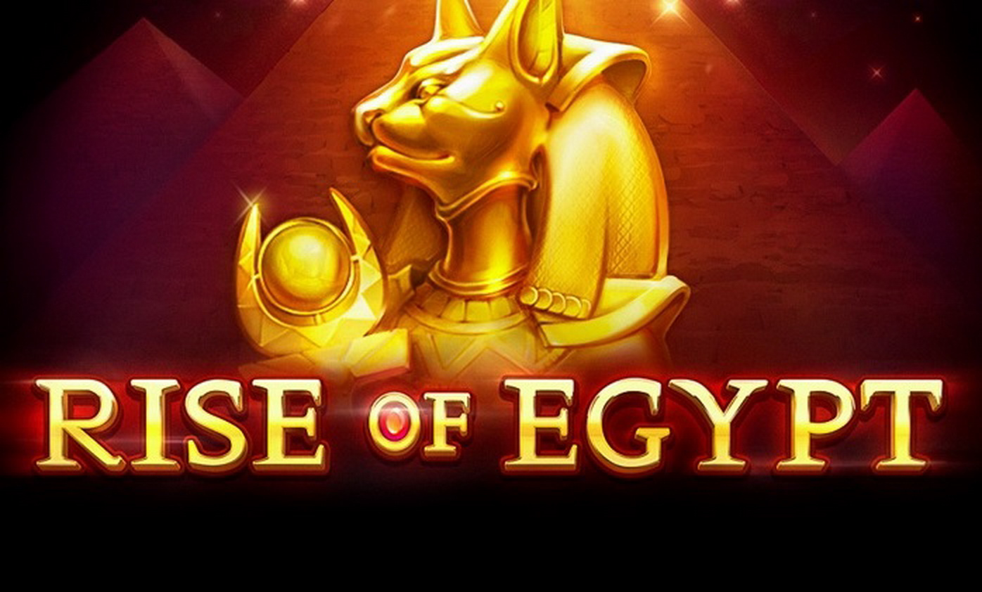The Rise of Egypt Online Slot Demo Game by Playson