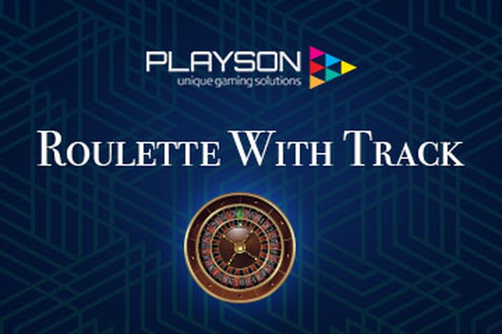 The Roulette with Track Online Slot Demo Game by Playson