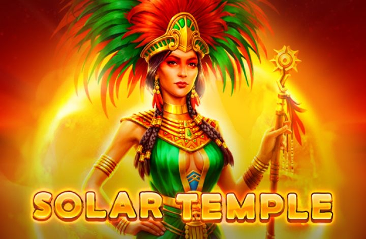 The Solar Temple Online Slot Demo Game by Playson