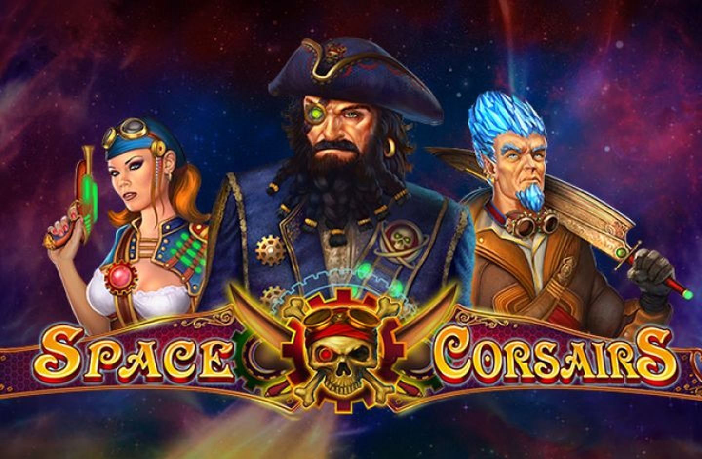 The Space Corsairs Online Slot Demo Game by Playson