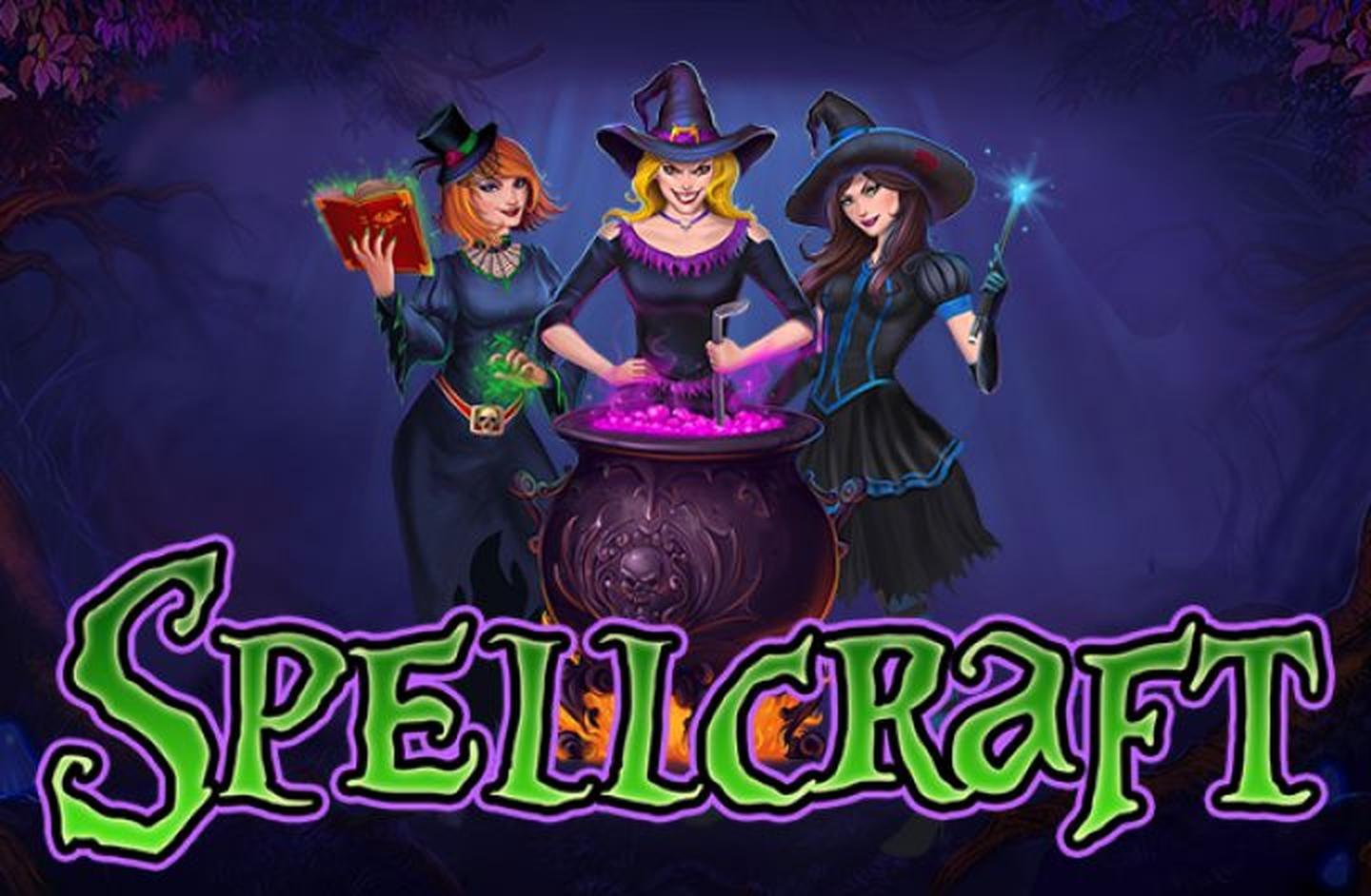 The SpellCraft Online Slot Demo Game by Playson