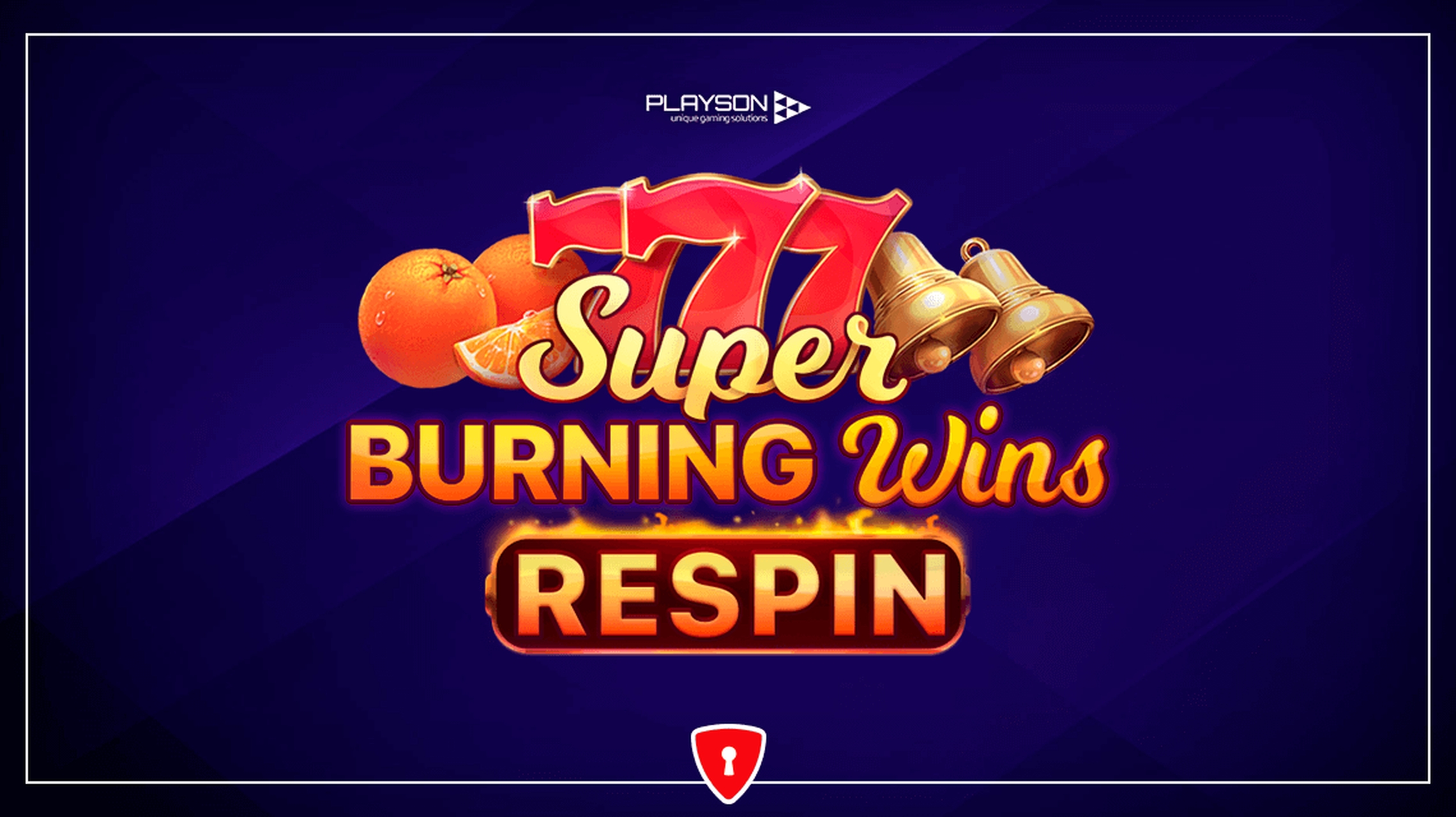 The Super Burning Wins: Respin Online Slot Demo Game by Playson